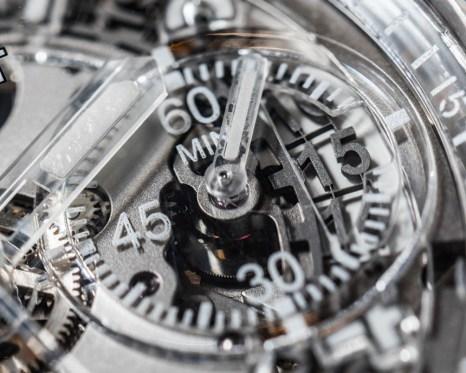 Hublot Big Bang UNICO Sapphire Watch Hands-On Hands-On