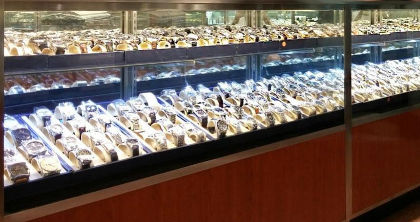 Buying Watches In Manhattan: Element In Time Watch Stores
