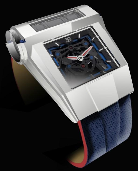 Parmigiani PF Bugatti 390 Concept Watch Watch Releases