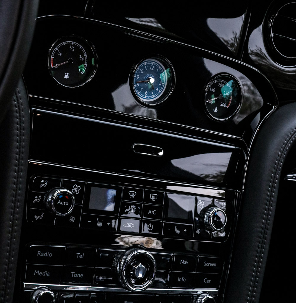 Bentley Cars Review Release: Car & Watch Review: Bentley Mulsanne Speed, Breitling For