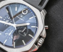 Movas Military Chronograph II Watch Review Wrist Time Reviews