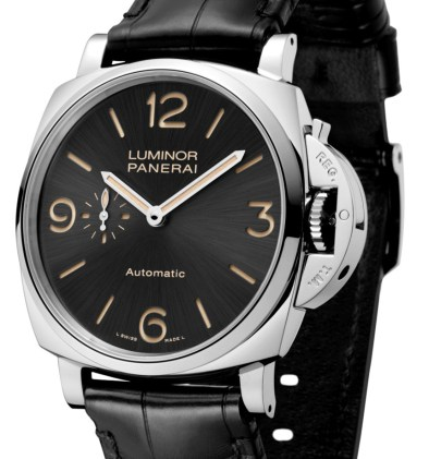 Panerai Luminor Due 3 Days Watches Debut New Luminor Line In 42 & 45MM Watch Releases