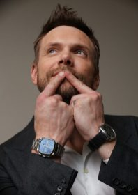Joel McHale Talks Timepieces & Glashütte Original With aBlogtoWatch: One Of Hollywood's 'Real' Watch Guys ABTW Interviews