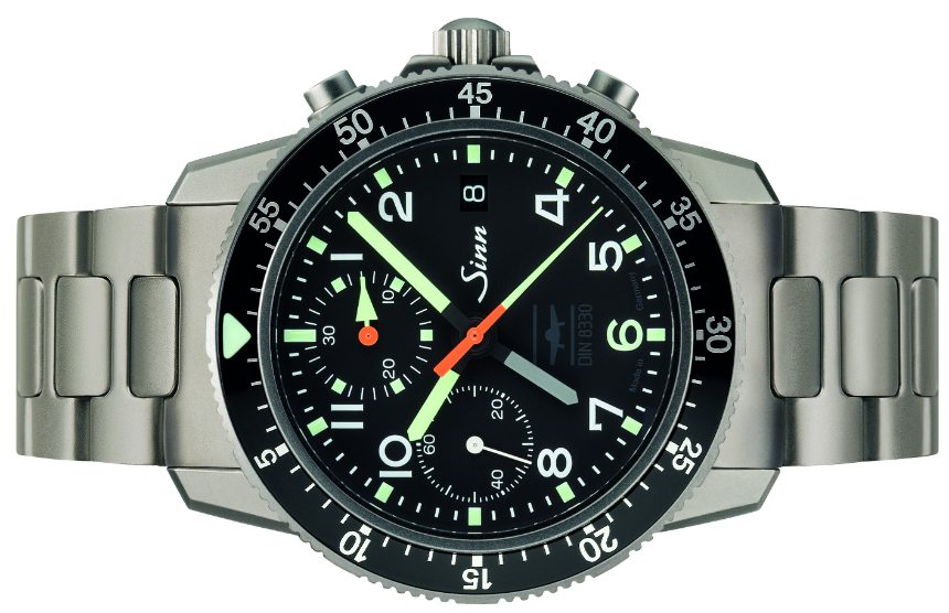 New Sinn DIN 8330 Certified Aviator Watches