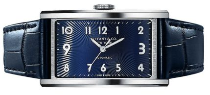 Tiffany & Co. East West Automatic 3-Hand Watch Watch Releases