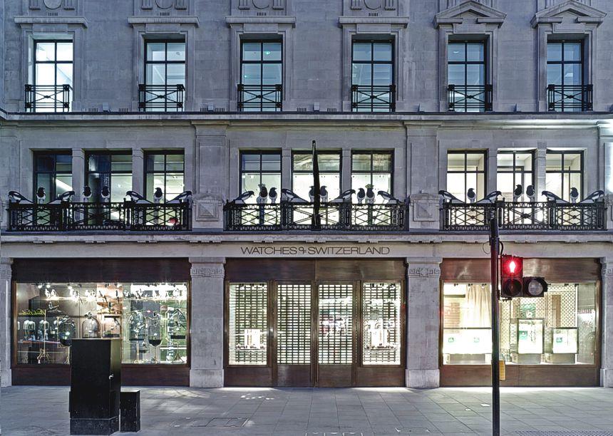 Watches of Switzerland Australia | Official Rolex Retailer
