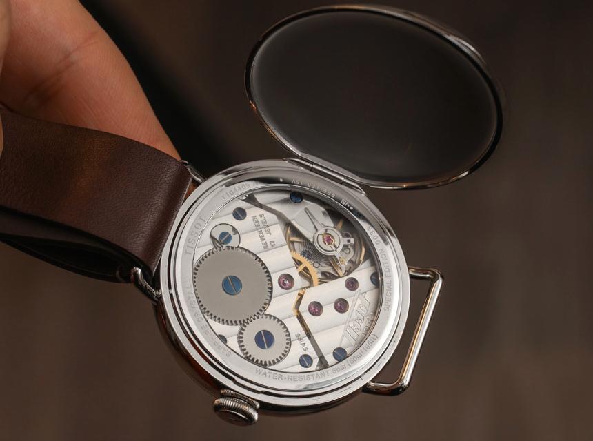 tissot heritage 1936 wrist watch bridgeport lepine pocket watch