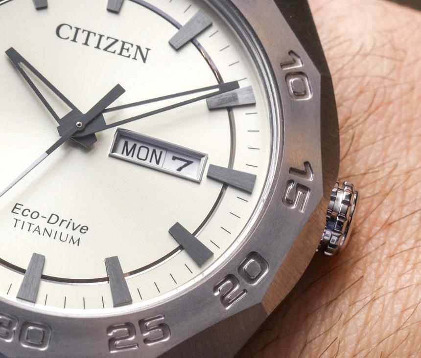 Citizen Eco-Drive Super Titanium AW0060 Watch Review