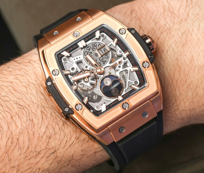 Hublot Spirit Of Big Bang Moonphase Watch Hands-On