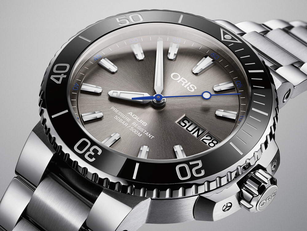 Oris hammerhead limited edition watch ablogtowatch for Oris watches