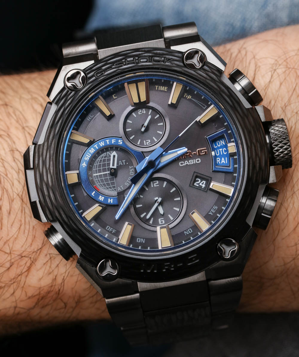 Introducing The G-Shock MR-G: The Future Of Advanced Luxury Timepieces Introducing The G-Shock MR-G: The Future Of Advanced Luxury Timepieces new picture