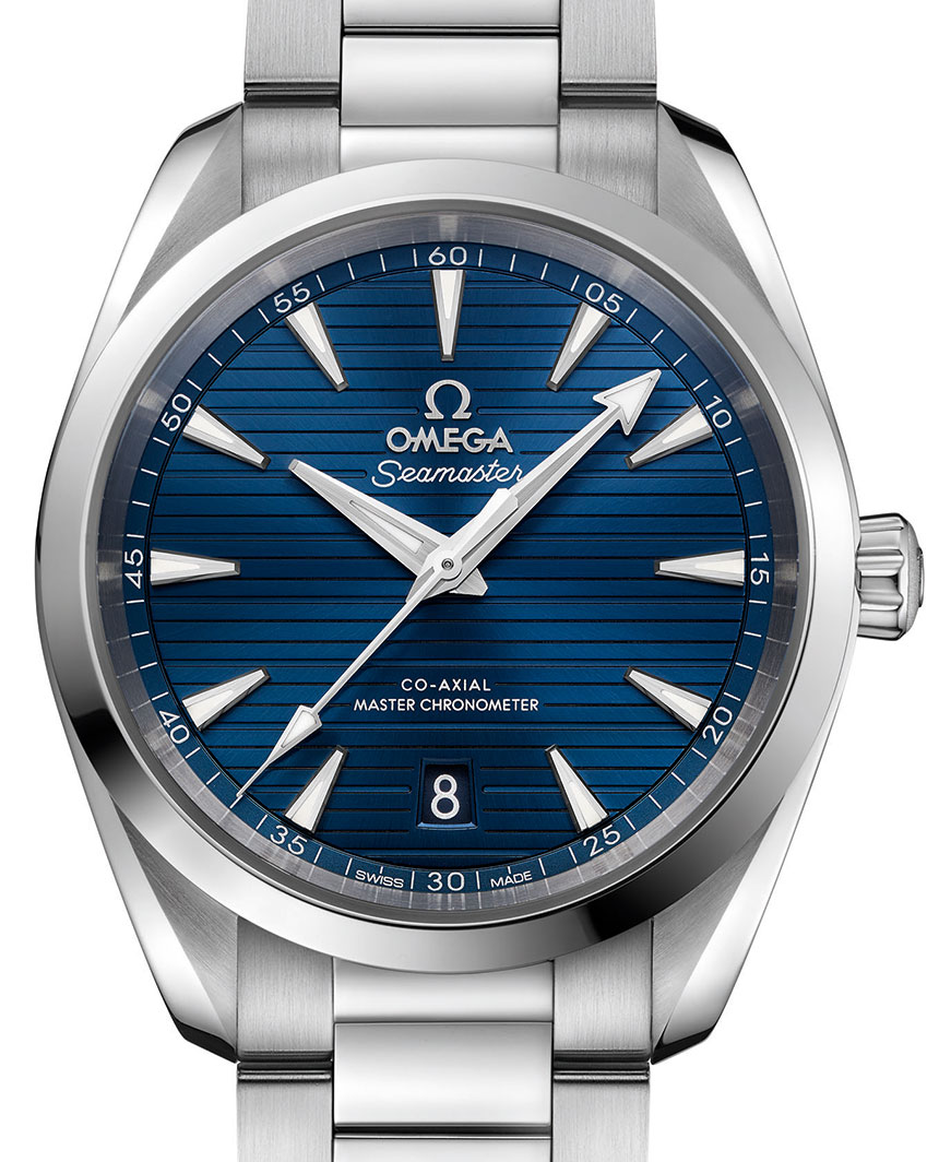 Omega Seamaster Aqua Terra Master Chronometer Watches For 2017 Watch Releases