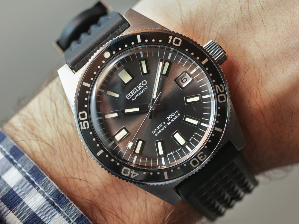 First Seiko Diver Prospex SLA017 'Re-Creation' & SPB051/53
