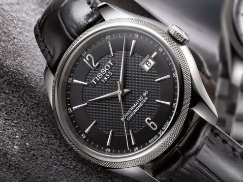 Tissot Ballade Watch With New Silicon Balance Spring Watch Releases