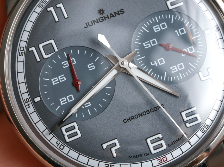 Junghans Meister Driver Chronoscope Watch Review Wrist Time Reviews
