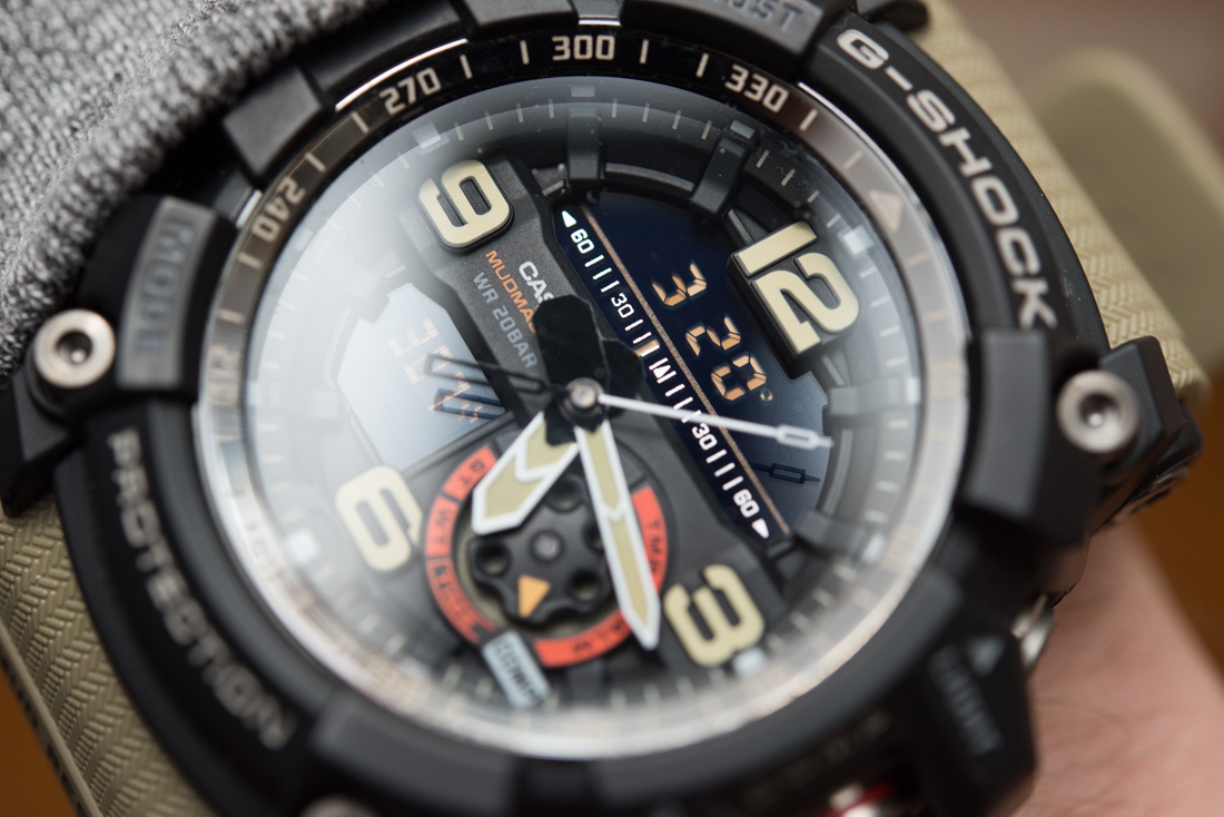Casio G Shock Gg 1000 1a5 Mudmaster Watch Review Page 2 Of 1a Stopwatch Wrist Time Reviews