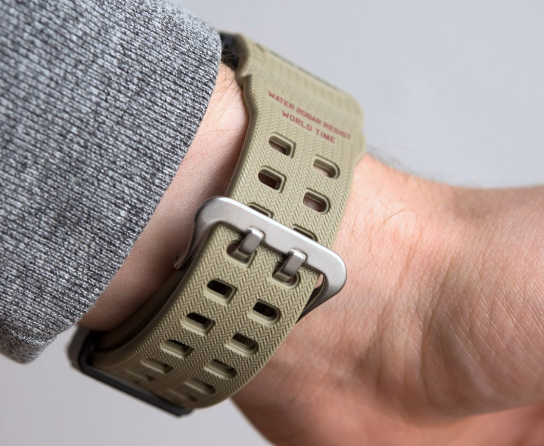 Casio G-Shock GG-1000-1A5 Mudmaster Watch Review Stopwatch Wrist Time Reviews