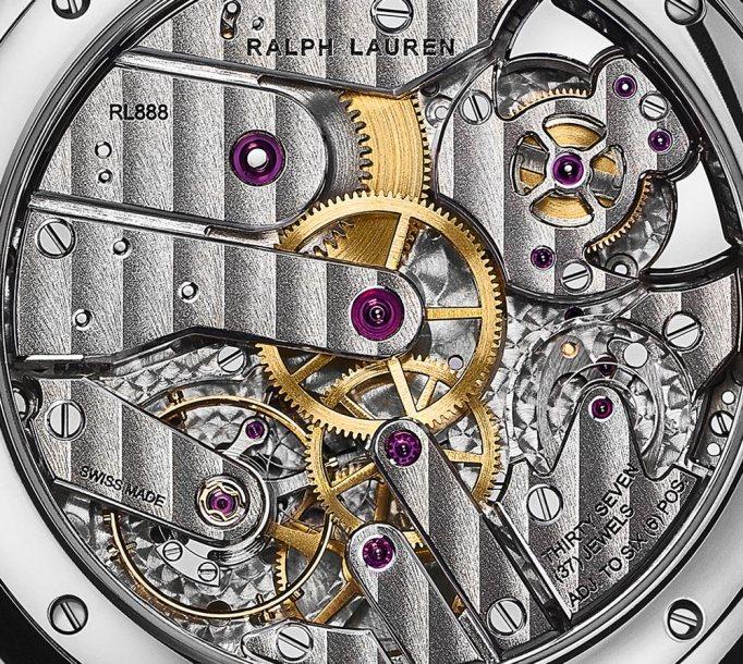 Ralph Lauren Minute Repeater Watch Watch Releases