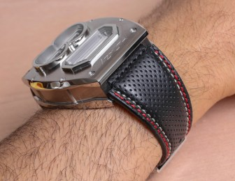 Azimuth Mr. Roboto R2 Watch Review Wrist Time Reviews