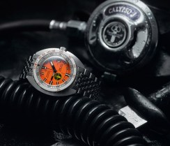 DOXA SUB 300 Black Lung Re-Issue Dive Watch Watch Releases