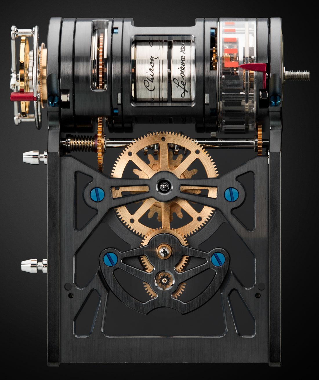 Bugatti Chiron Price: Parmigiani Fleurier Bugatti Type 390 Watch For The Bugatti