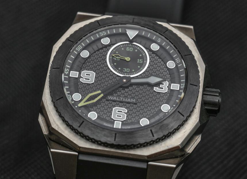 Waltham AeroNaval XA Pure Watch Review Wrist Time Reviews