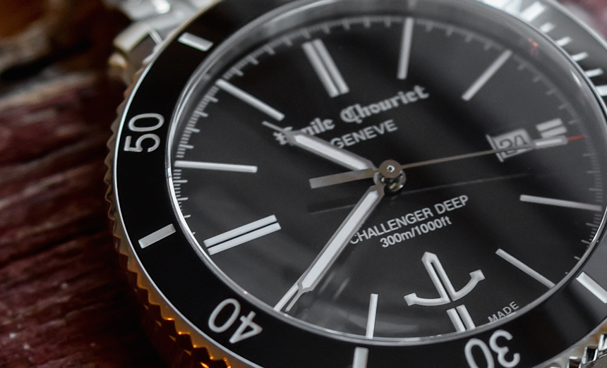 Emile Chouriet Challenger Deep Watch Review Wrist Time Reviews