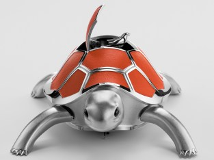 MB&F Kelys & Chirp Mechanical Toy By Music Box Maker Reuge Luxury Items