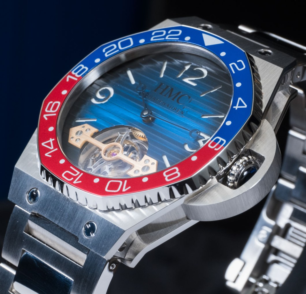 H. Moser & Cie Comments Loudly On The Swiss Watch Industry With The 'Frankenstein Homage' Unique Piece Watch Releases