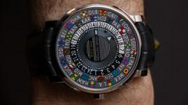 Louis Vuitton Escale Time Zone 39 Watch Review Wrist Time Reviews