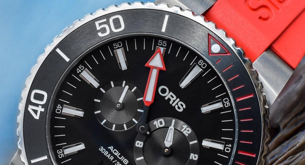 Oris Regulateur 'Der Meistertaucher' Watch Review Wrist Time Reviews