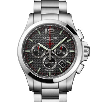 Longines Conquest VHP Chronograph Watch Releases