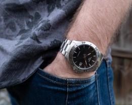Tissot V8 Swissmatic Watch Review Wrist Time Reviews