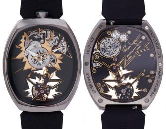 Fiona Krüger Chaos Mechanical Entropy Watch Watch Releases