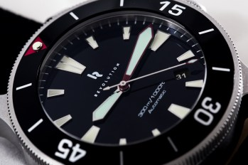 Introducing The Revolution Diver Watch Watch Releases