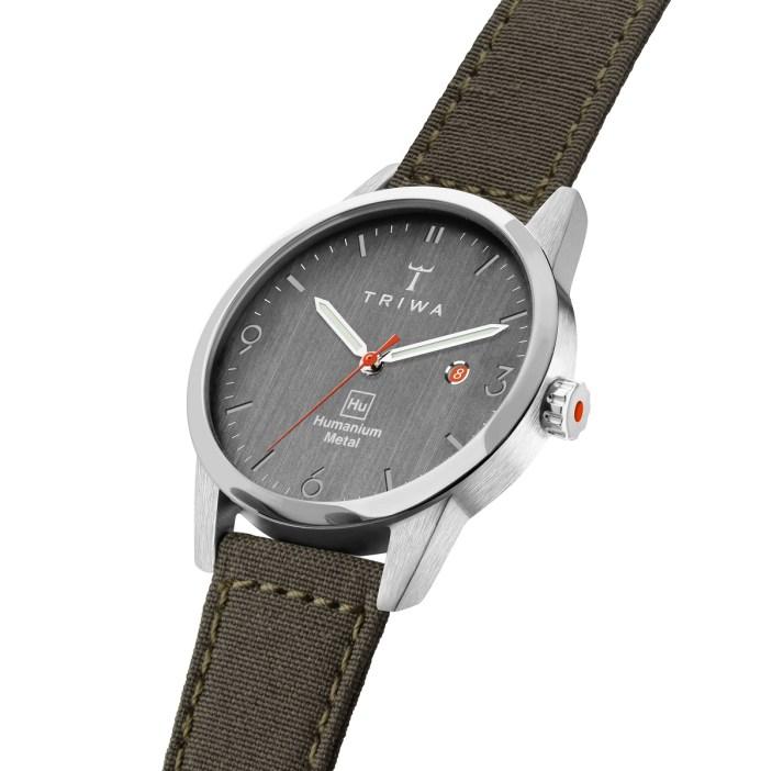 TRIWA Humanium Metal Initiative Watch Watch Releases
