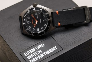 Hands-On With The Customizable Bamford Mayfair Watch Hands-On