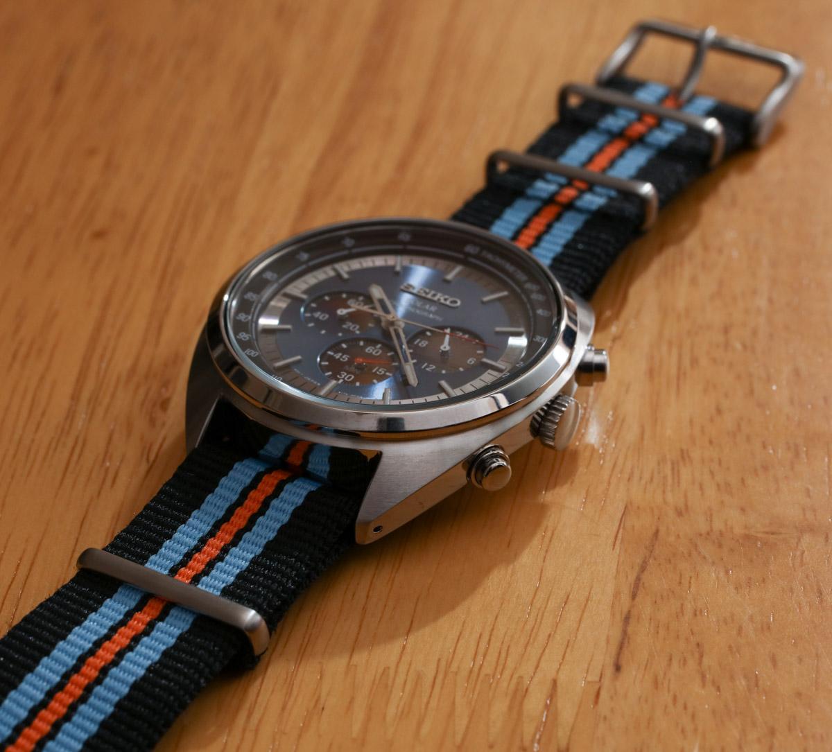 Seiko Recraft Series Ssc667 Ssc669 Chronograph Watch Review