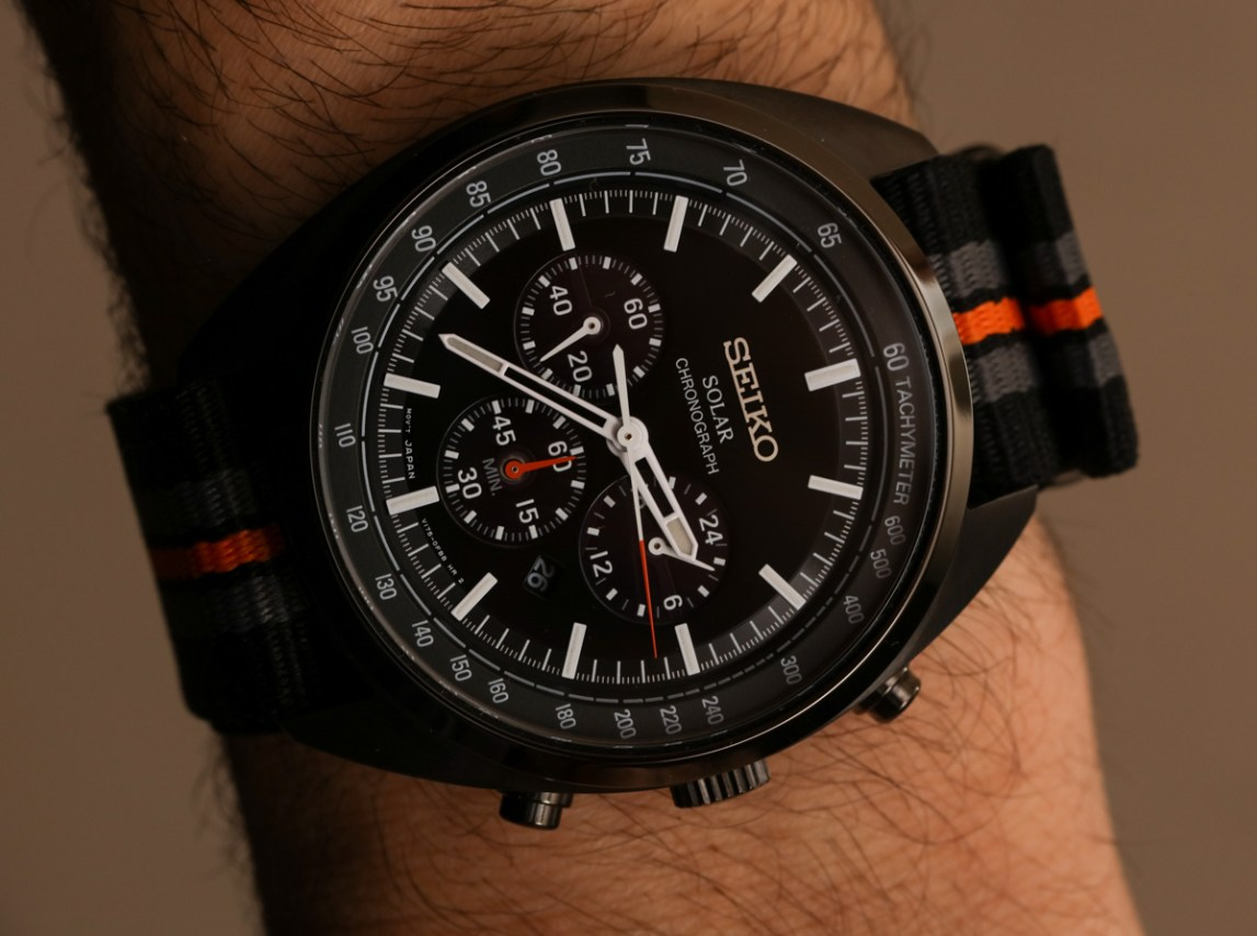 1a67bfe70 Seiko Recraft Series SSC667 & SSC669 Chronograph Watch Review Wrist Time  Reviews