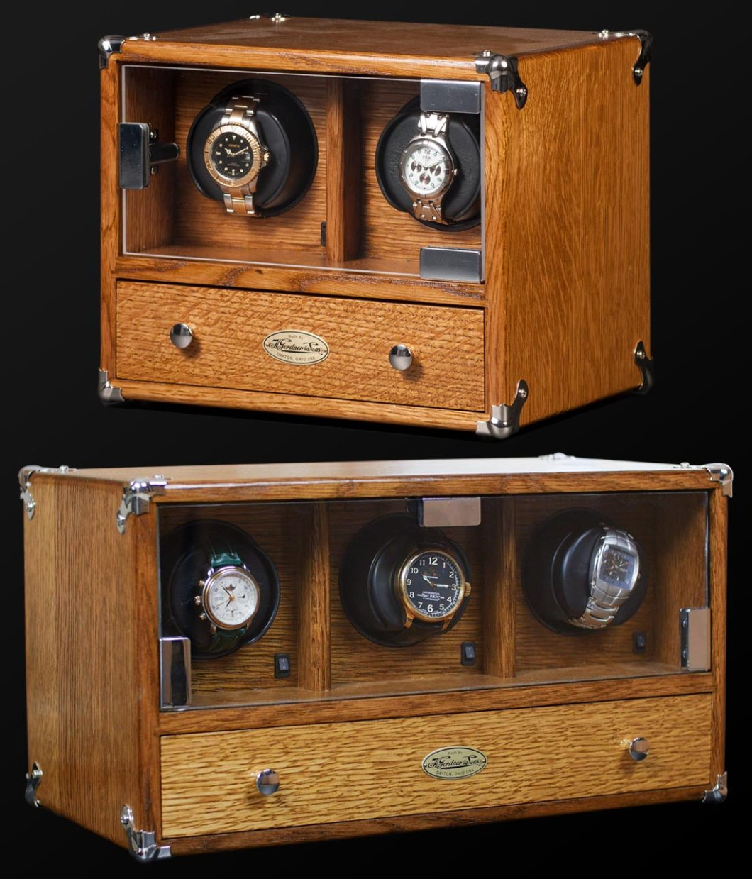 Orbita Gerstner Watch Winder Luxury Items