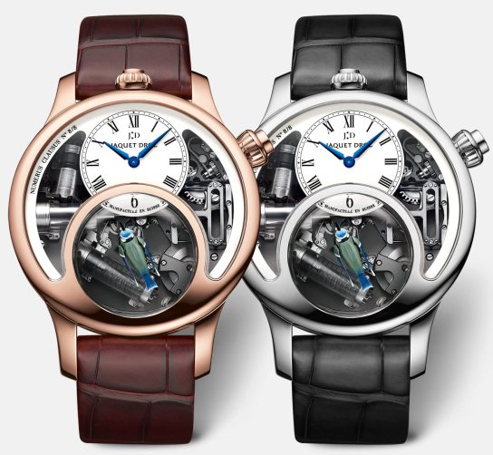 Jaquet Droz Charming Bird Watch For 2018 Watch Releases