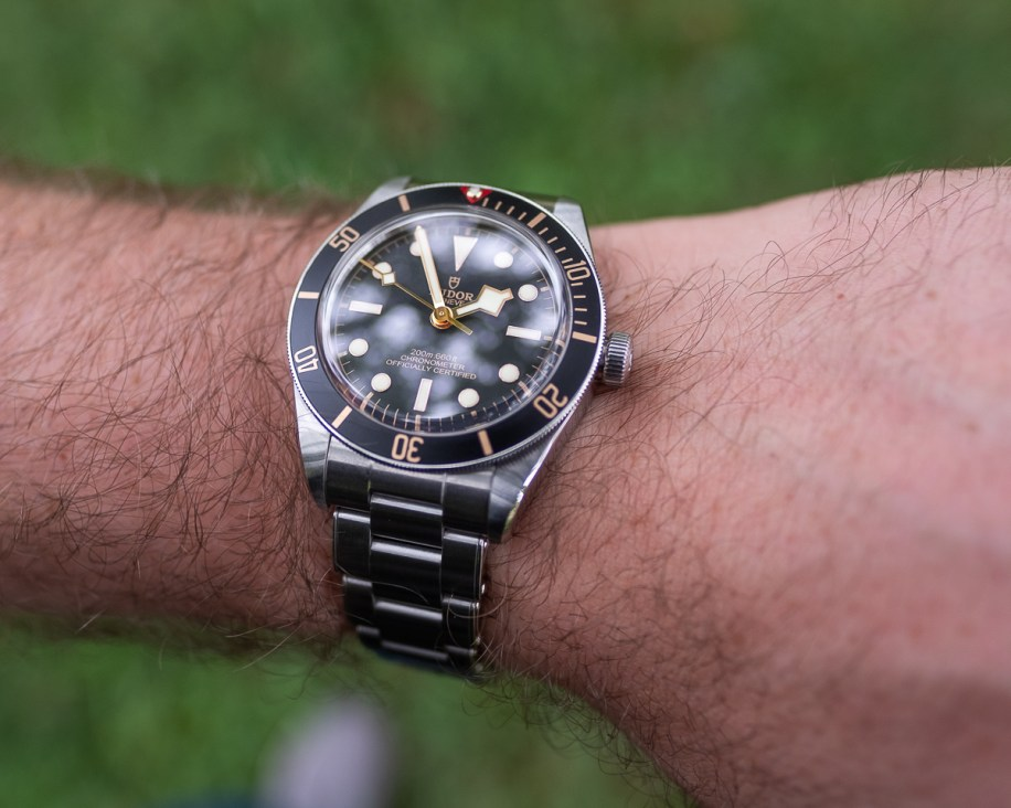 Tudor Black Bay Fifty Eight Watch Review Ablogtowatch