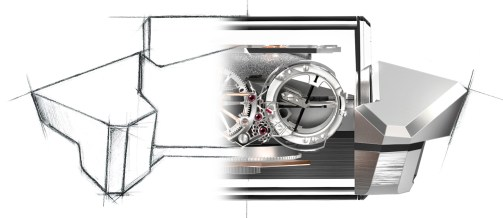 """Dominique Renaud DR01 Watch With 5Hz """"Blade Resonator"""" Watch Releases"""