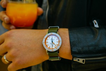 Zodiac Sea Wolf 'Topper Edition' Series II Watches Designed By Eric Singer Hands-On