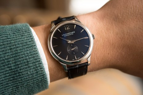 Chopard L.U.C XPS Watch Hands-On Hands-On