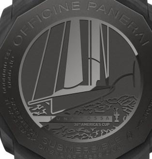 Panerai Luna Rossa Challenger Submersible PAM 1039 Watch First Look