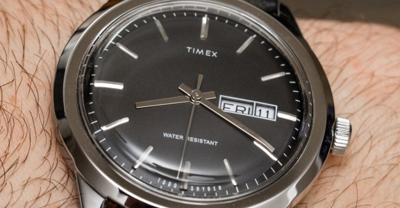 Timex + Todd Snyder Mid Century Watch Hands-On Hands-On