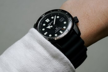Seiko Prospex SPB107 'Topper Edition' Dive Watch Hands-On Hands-On
