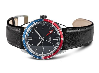 Christopher Ward C65 Trident GMT Watch Watch Releases