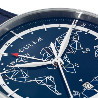 Culem Watches Launches Debut GMT Collection Watch Releases